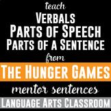 Grammar Review: Mentor Sentences in The Hunger Games
