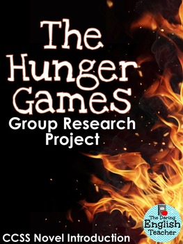 Hunger Games Group Research Project