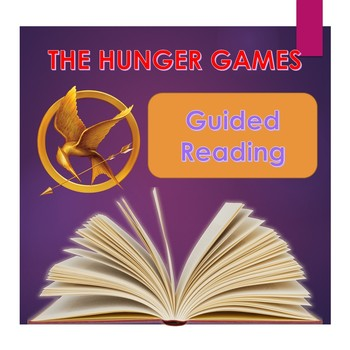 The Hunger Games: Guided Reading Packet!