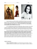 The Hunger Games Historical Heroine Comparison & Contrast Essay