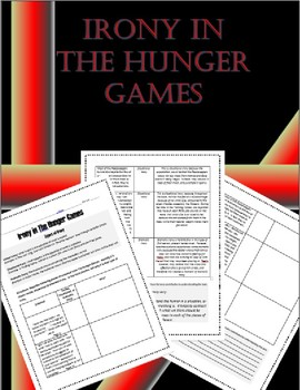 The Hunger Games Irony Identification