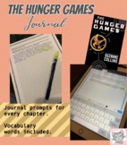 The Hunger Games Journal: Writing Prompts and Vocabulary