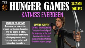 The Hunger Games - Katniss Everdeen!