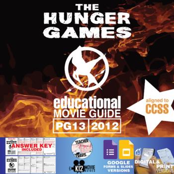 Hunger Games Movie Worksheets Teachers Pay Teachers