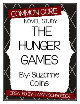 The Hunger Games - Novel Study