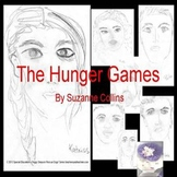 The Hunger Games Novel Study/Activities SPED/ELD/Autism