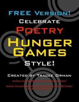 hunger games creative writing