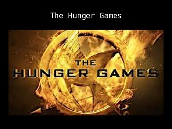 The Hunger Games PowerPoint