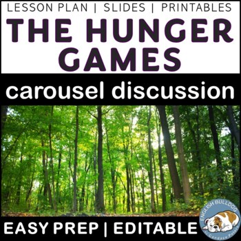 The Hunger Games Pre-reading Carousel Discussion