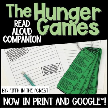 The Hunger Games Read Aloud Companion