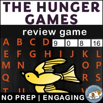 The Hunger Games Review Game