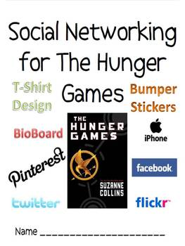 The Hunger Games: Social Networking Hunger Games-Style