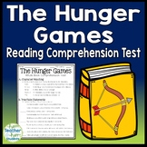 The Hunger Games Test: Final Book Quiz with Answer Key