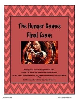 The Hunger Games Unit Bundle
