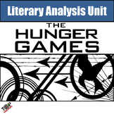 Hunger Games Unit Novel Literature Study Guide