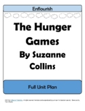 The Hunger Games Unit Plan: 300+ pages of Activities, Quizzes, & More
