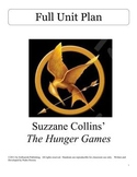 The Hunger Games Unit Plan: 300+ pages of Activities, Quiz
