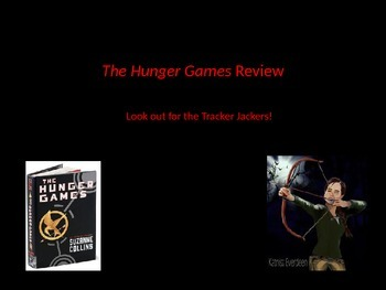The Hunger Games- Unit Test Review