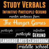 Verbal Manipulations: Mentor Sentences in The Hunger Games