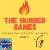 The Hunger Games Vocabulary List