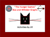 "Box and Whisker/Stem and Leaf Graphs based on ""The Hunger Games""&""Harry Potter"""