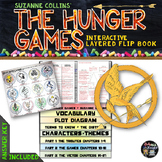 THE HUNGER GAMES NOVEL STUDY LITERATURE GUIDE FLIP BOOK