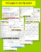 THE HUNGER GAMES NOVEL STUDY LITERATURE GUIDE FLIP BOOK