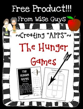 The Hunger Games Reading Apps Activity