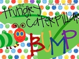 The Hungry Caterpillar Bump Game {addition}