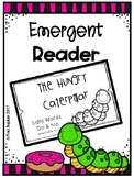 The Hungry Caterpillar Emergent Reader