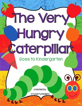 The Caterpillar Goes to Kindergarten