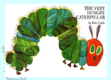 The Hungry Caterpillar Smartboard Notebook Activity