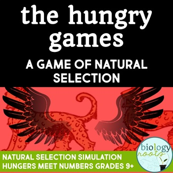The Hungry Games: A Game of Natural Selection
