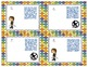 The Hungry Games-A QR Code Beginning Sound & Counting (to 20) Activity Pack