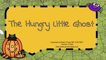 The Hungry Little Ghost