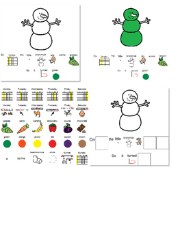 The Hungry Little Snowman