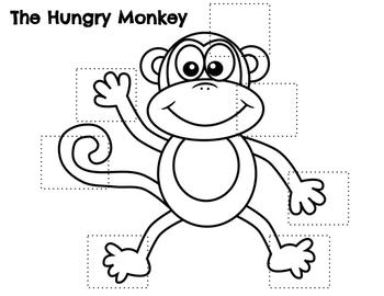 The Hungry Monkey Incentive Chart for ELL and Special Education