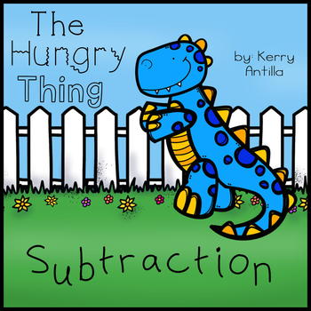 The Hungry Thing Subtraction (subtracting from 7)