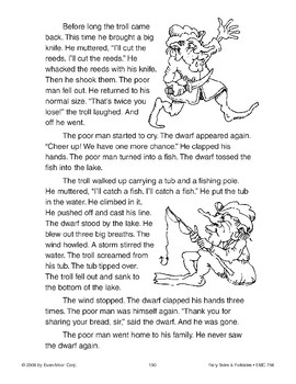 The Hungry Troll (A Tale from Denmark)
