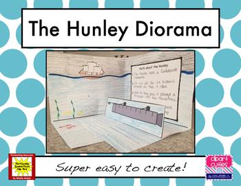 The Hunley Diorama