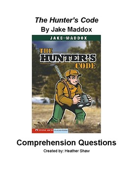 The Hunter's Code by Jake Maddox