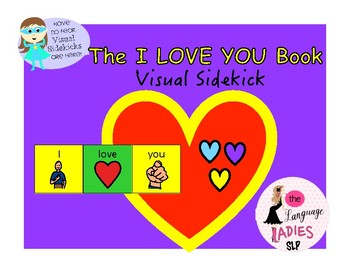 The I LOVE YOU Book: VISUAL SIDEKICK