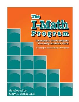 The I-MATH Program: Incremental Word Problems (Free Sample