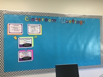 The I Message Classroom Printouts