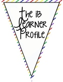 The IB Learner Profile Pennants