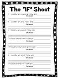 "The ""IF"" Sheet"