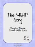 The -IGHT Song