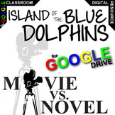 The ISLAND OF THE BLUE DOLPHINS Movie vs Novel Comparison