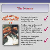 'The Iceman' - Coherence in Non Fiction Writing