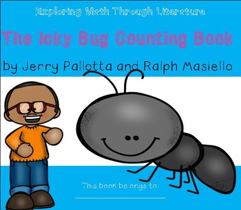 The Icky Bug Counting Book - Literature Connection